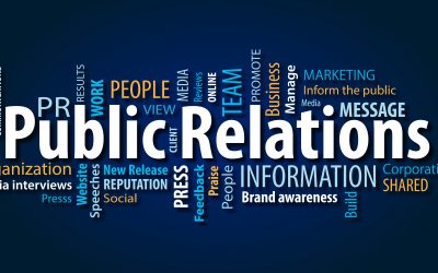 A PR or Marketing Firm!  Really!